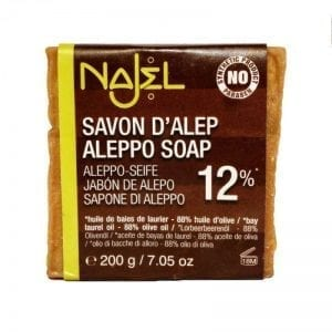 Sapun traditional Alep 12%, 200gr