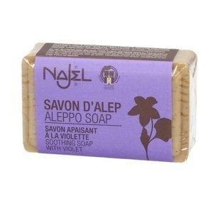 sapun violete