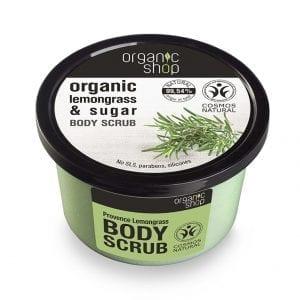 Scrub_de_corp_delicios_cu_zahar_si_lemongrass_Provence_Lemongrass,_250_ml_-_Organic_Shop