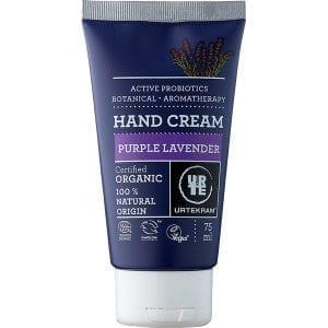 crema maini lavanda
